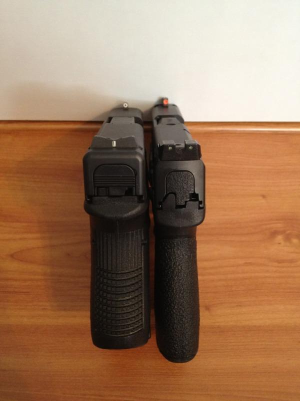 Name  2 jpgViews...M And P Shield Vs Glock 26