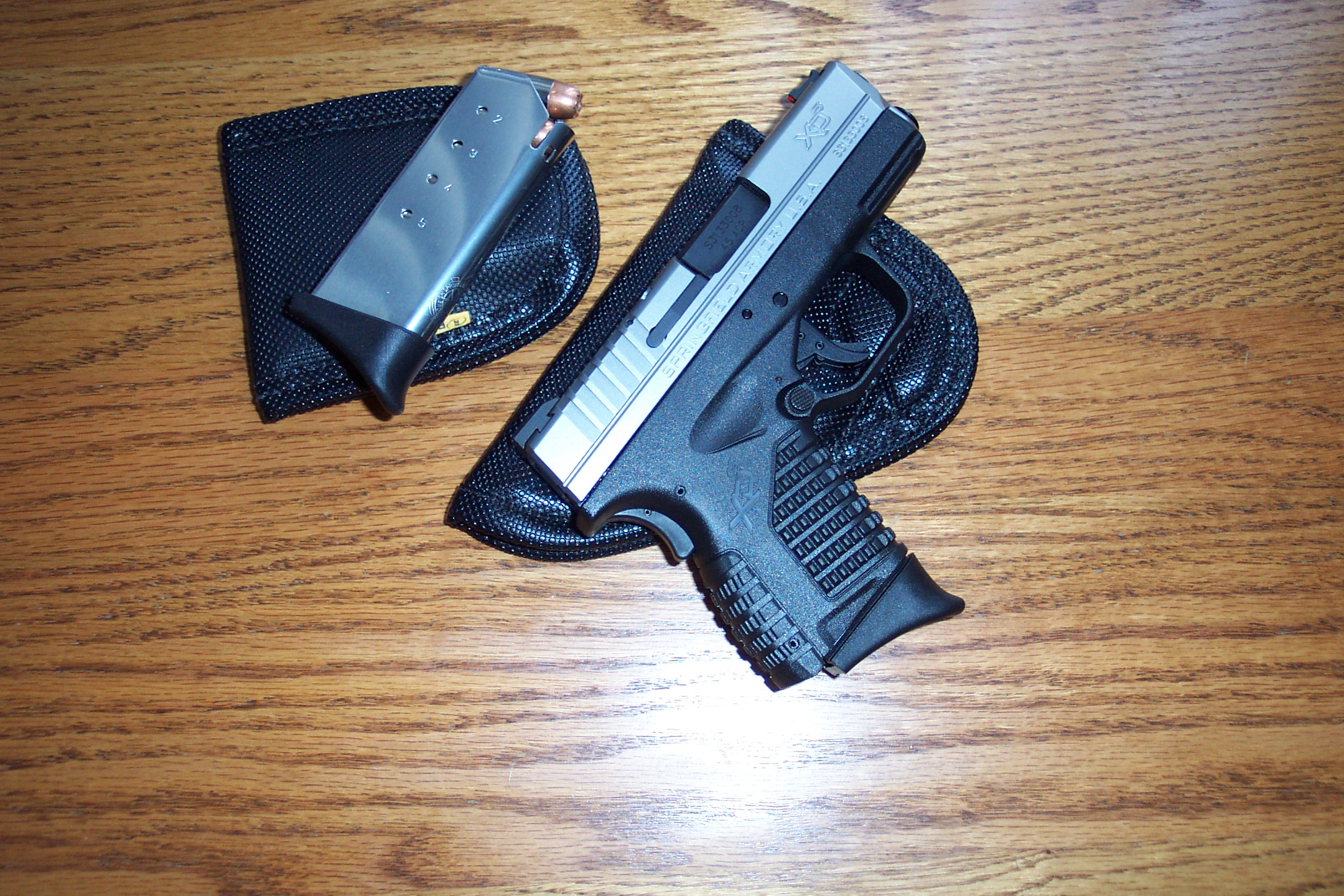 Ankle Holster For Springfield Xds 45 Added a New Springfield Xds-45