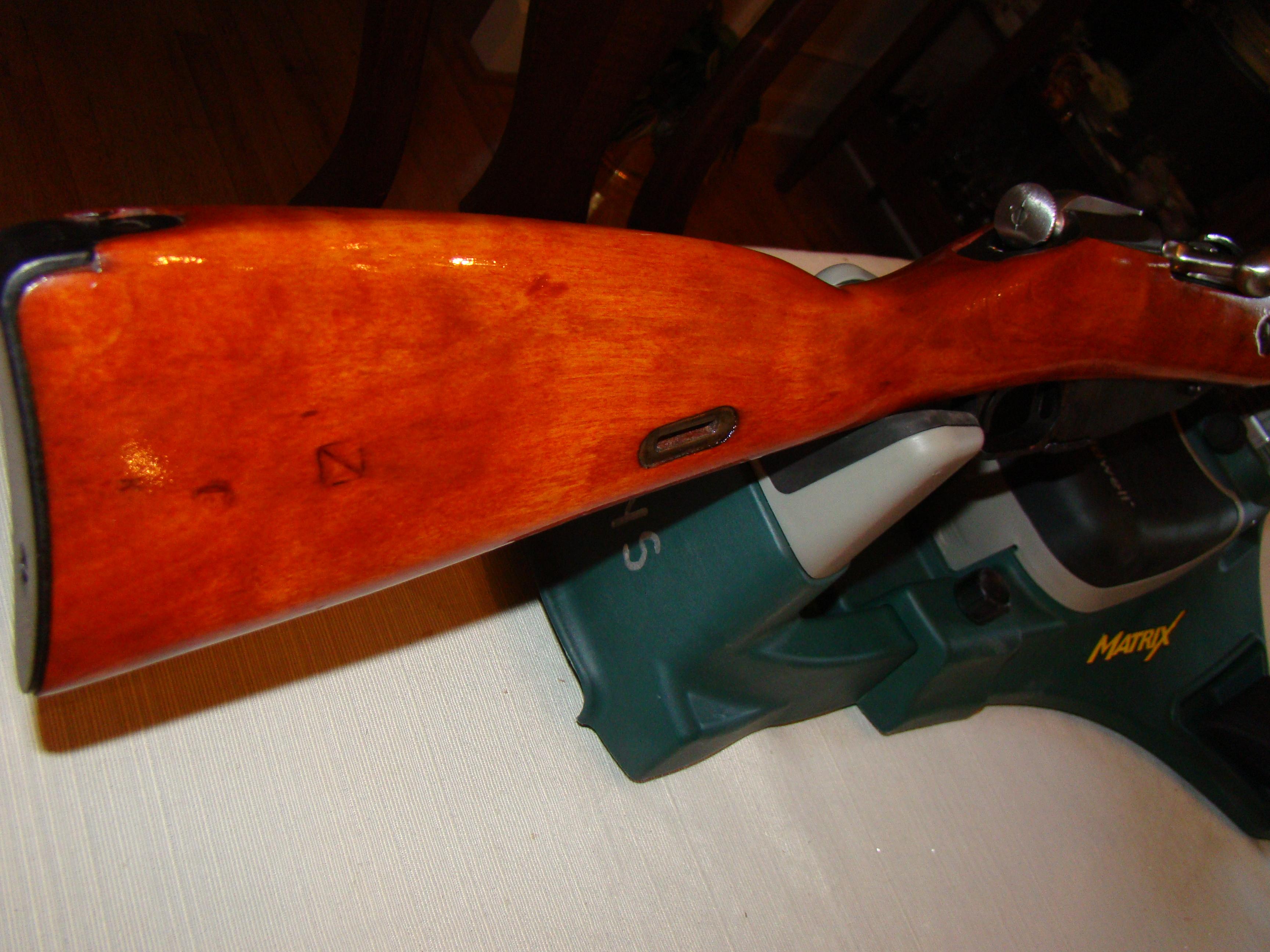 Mosin Nagant Rifle Page 5