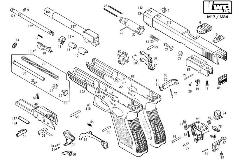 need help figuring out what this is  : glock 17 diagram - findchart.co