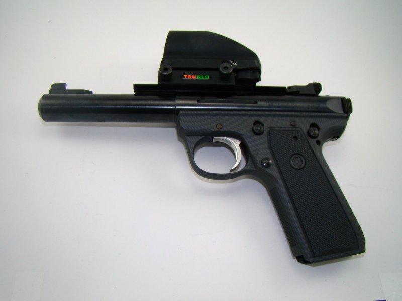 Need a recommendation for a 22lr pistol