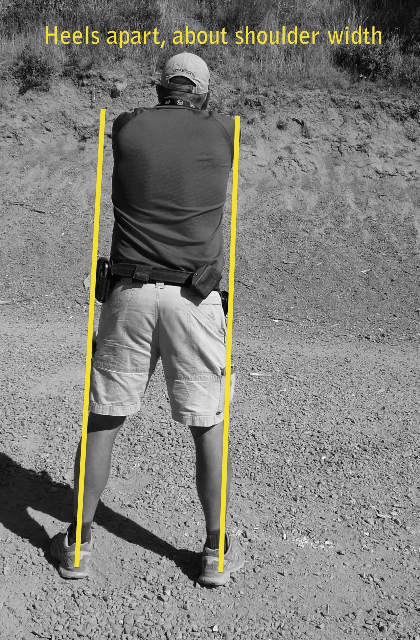 The 3 shooting stances: Which one's right for you?