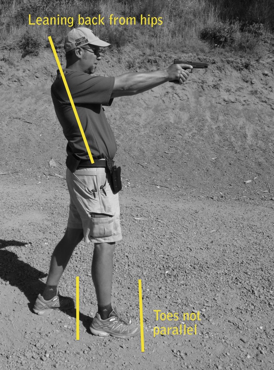 The Seven Deadly Sins of Handgun Shooting: Doin' the Bernie ...